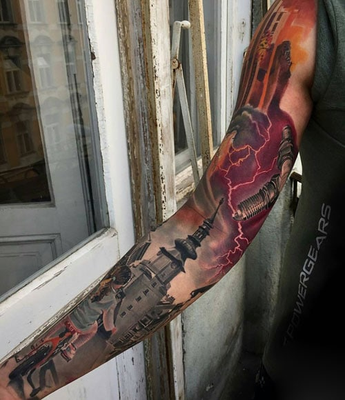 Best Inner Arm Tattoo Designs For Men