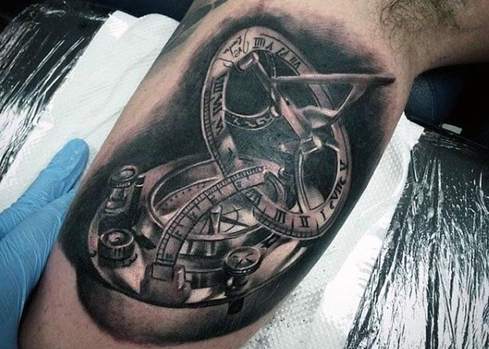 Bicep Tattoos For Men