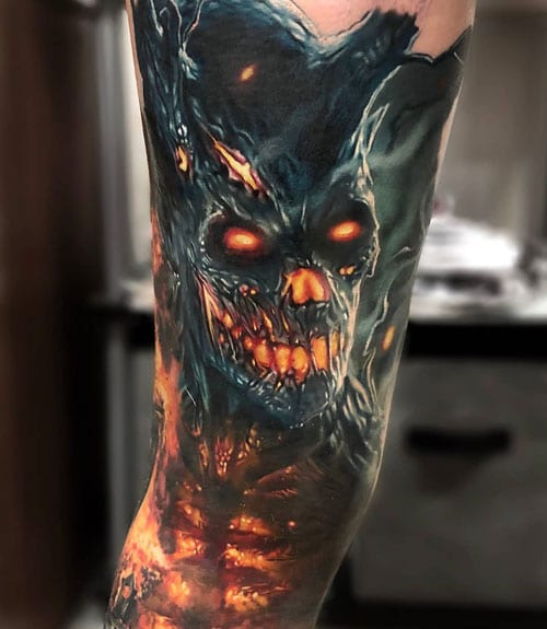 Cool Half Sleeve Tattoos For Men