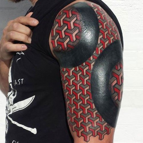 Creative Half Sleeve Tattoos