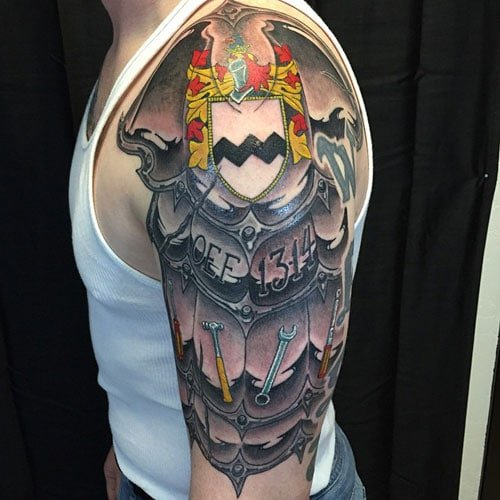 Half Arm Sleeve