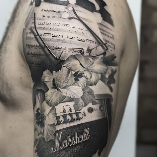 Meaningful Half Sleeve Tattoo Ideas For Guys