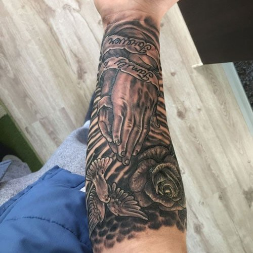 125 Best Forearm Tattoos For Men Cool Ideas Designs 2019