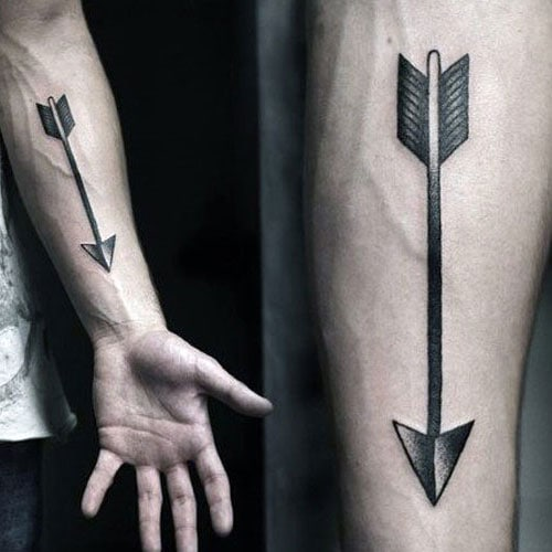 Small Upper Forearm Tattoo Designs