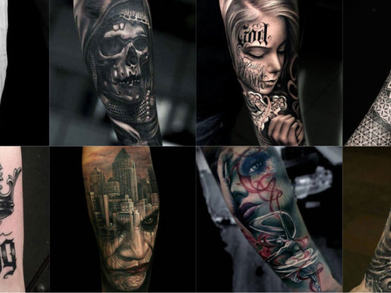 The Best Forearm Tattoos For Men