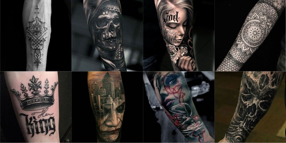 125 Best Forearm Tattoos For Men Cool Ideas Designs 2019 Guide