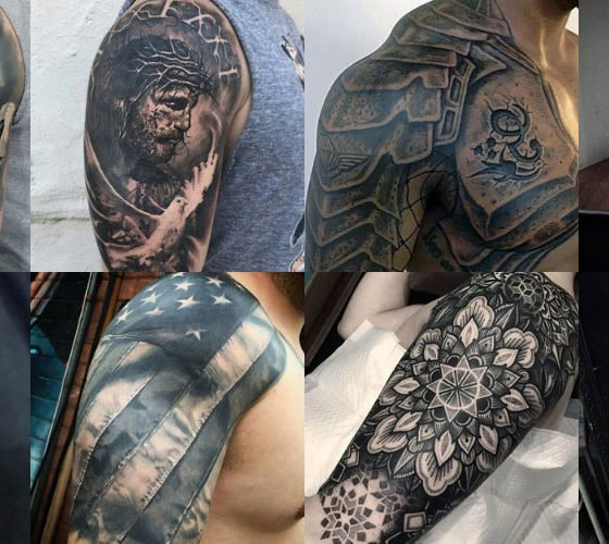 Best Half Sleeve Tattoos For Men