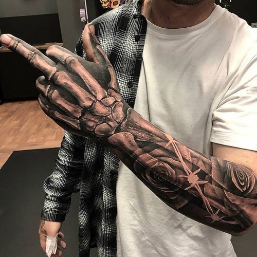 125 Best Sleeve Tattoos For Men Cool Ideas Designs 2019