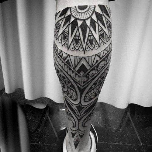 125 Best Leg Tattoos For Men Cool Ideas Designs 2019