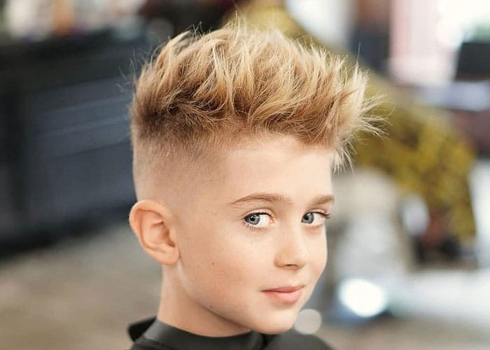 Kids Fade Haircut