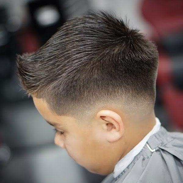 The Best Boys Fade Haircuts 39 Cool Kids Taper Fade Cuts