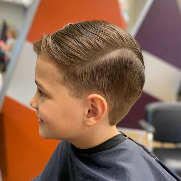 Kids Taper Haircut