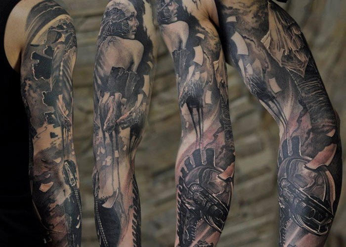 125 Best Sleeve Tattoos For Men Cool Ideas Designs 2020 Guide