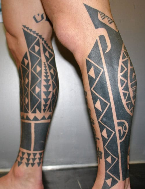 Quad Tattoos For Men