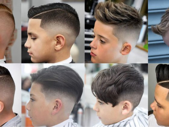 The Best Boys Fade Haircuts