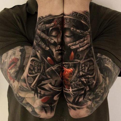 Unique Full Sleeve