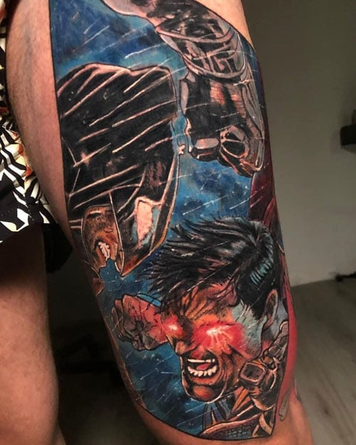 125 Best Leg Tattoos For Men Cool Ideas Designs 2020