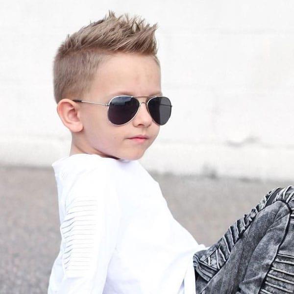 Cool Kids Faux Hawk