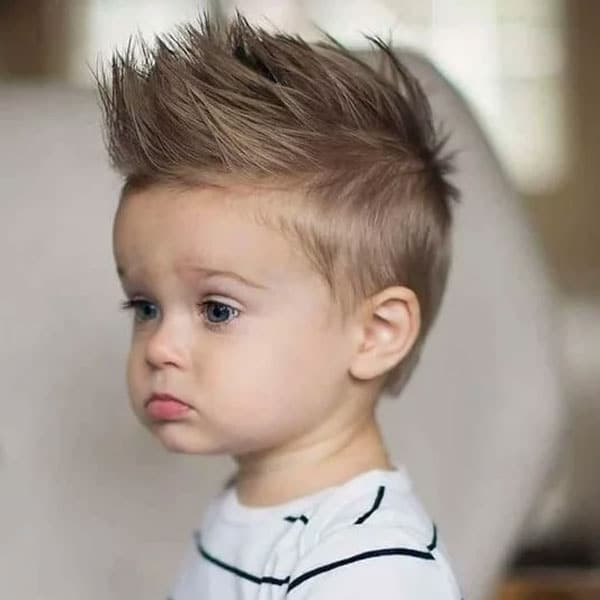 25 Cool Kids Mohawk Ideas The Best Little Boy Mohawk Haircuts 2020