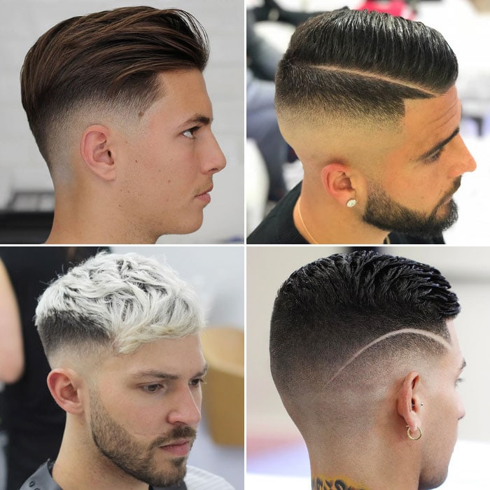 Terrific 59 Best Fade Haircuts Cool Types Of Fades For Men 2020 Guide Schematic Wiring Diagrams Phreekkolirunnerswayorg