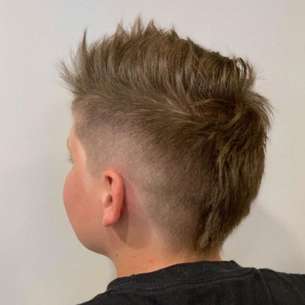 25 Cool Kids Mohawk Ideas: The Best Little Boy Mohawk