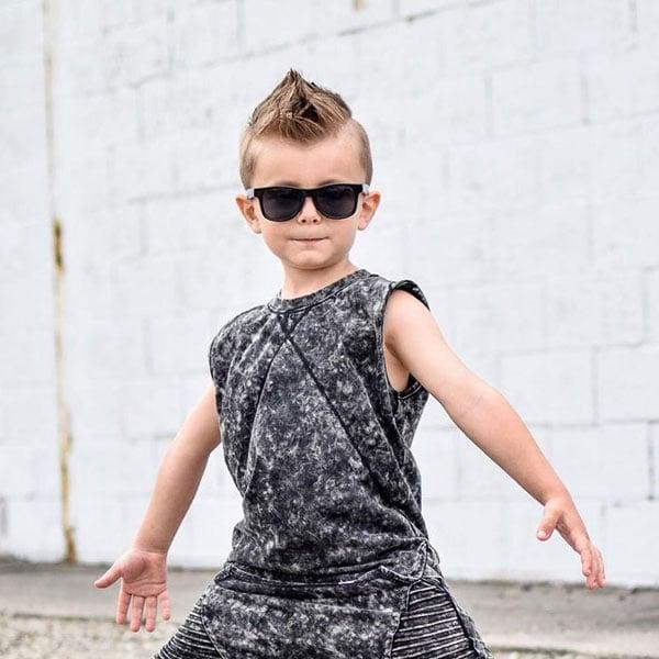 Stylish Kids Fohawk