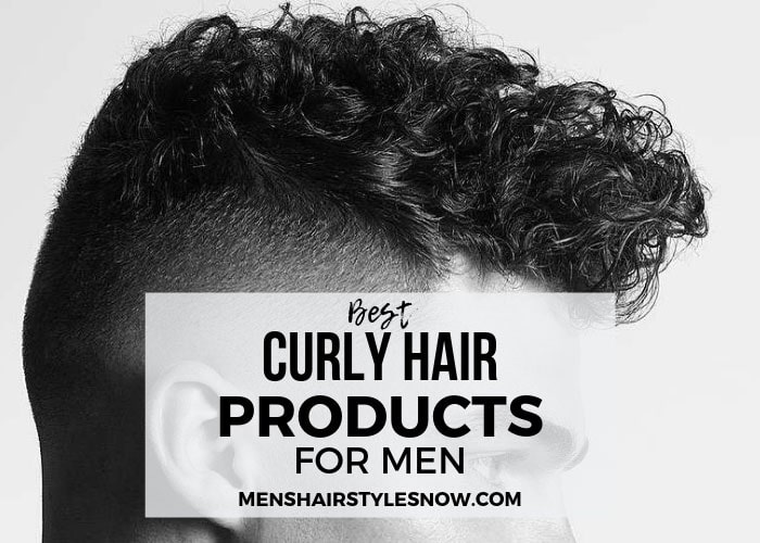 Hair Products For Curly Hair Men