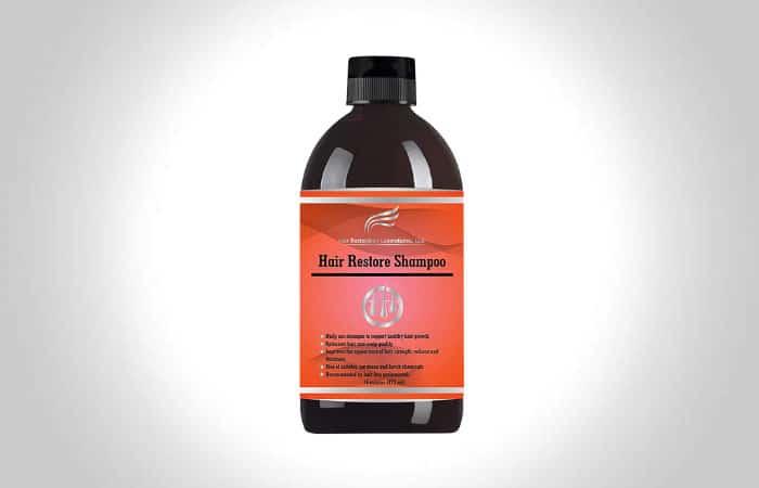 Hair Restoration Laboratories DHT Blocking Hair Loss Shampoo