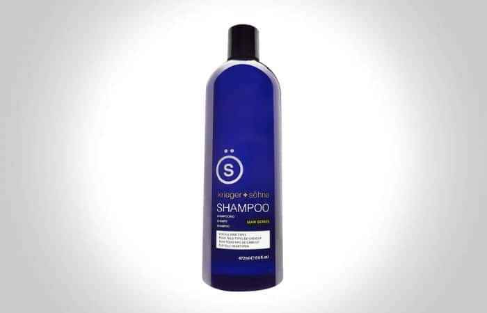 Krieger + Söhne Shampoo For Men