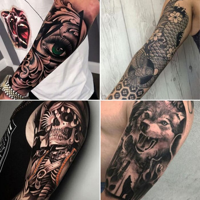 125 Best Arm Tattoos For Men Cool Ideas Designs 2019 Guide