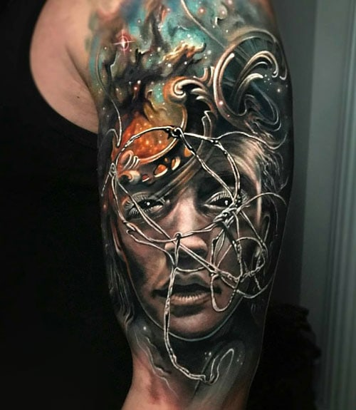 Awesome Left Arm Tattoo Ideas For Guys