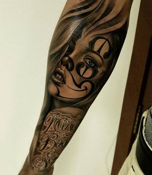 Best Inner Arm Tattoo Designs For Men