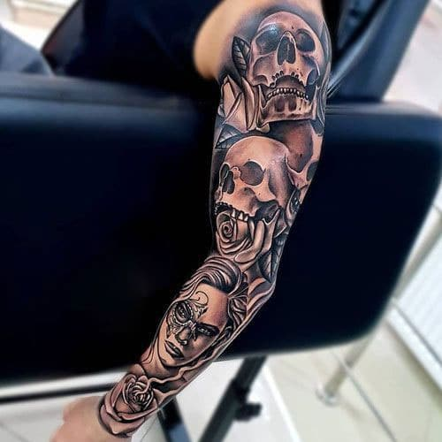Best Tattoo Designs For Men's Arms