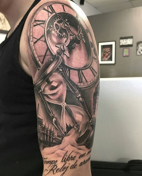 Best Upper Arm Tattoo Designs For Men