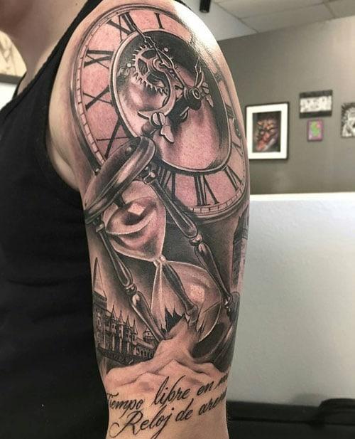Best Upper Arm Tattoo Designs For Men