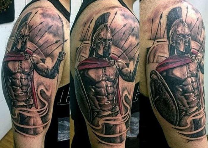 Best Upper Arm Tattoo Ideas