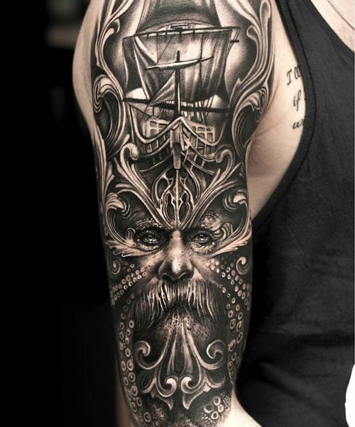 Cool Manly Arm Tattoo Ideas