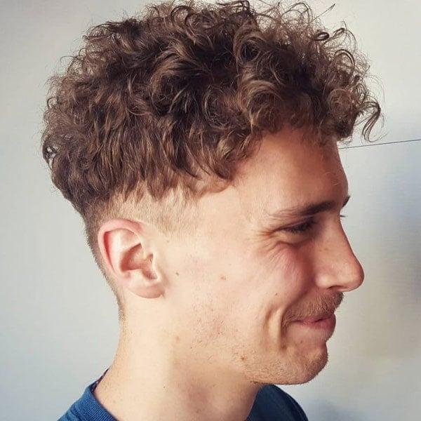 Cool Men's Curls