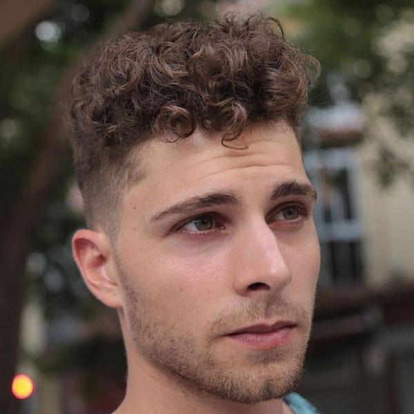 Create Curls For Men