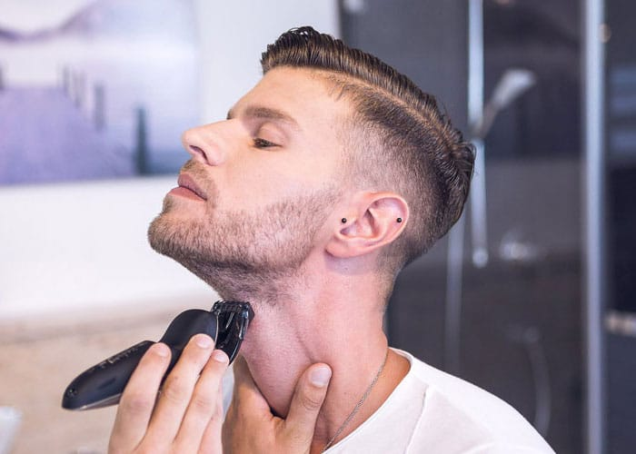 Fade Your Beard Neckline
