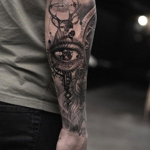 125 Best Arm Tattoos For Men Cool Ideas + Designs (2020 Guide)