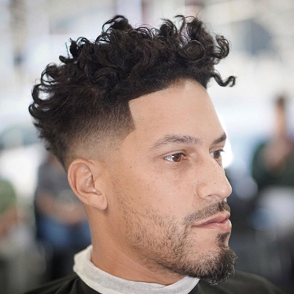Get Curly Hair with Men's Styling Products