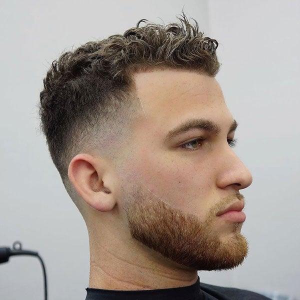 Make Short Hair Curly