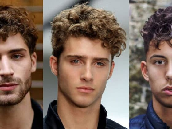 Make Your Hair Curly Men
