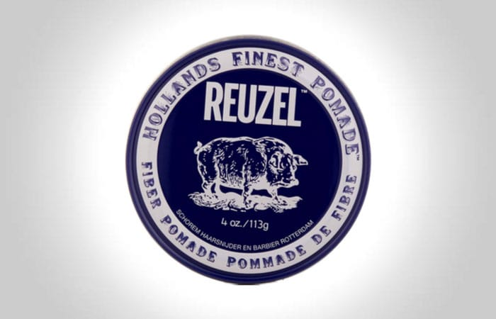 Reuzel Natural Finish Fiber Pomade
