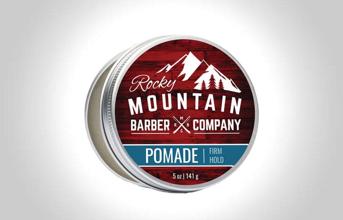 Rocky Mountain Barber Pomade