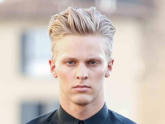 Best Blonde Hairstyles For Men
