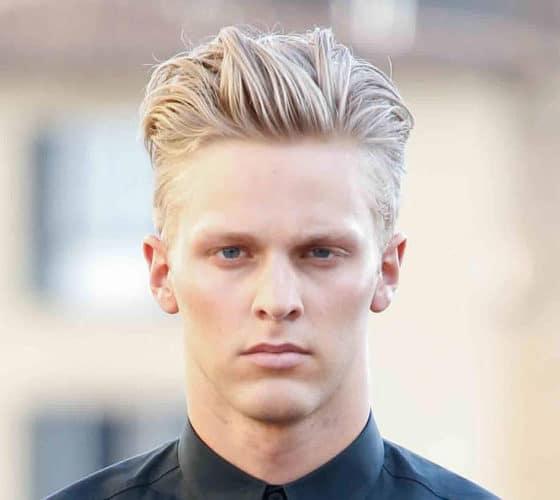 Best Blonde Hairstyles For Men