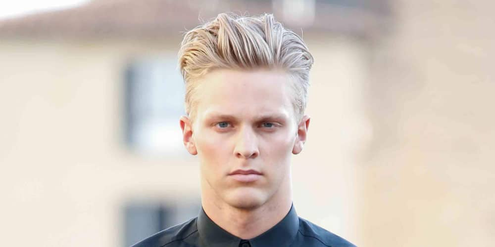 57 Hot Blonde Hairstyles For Men Sexy Blonde Hair Guys