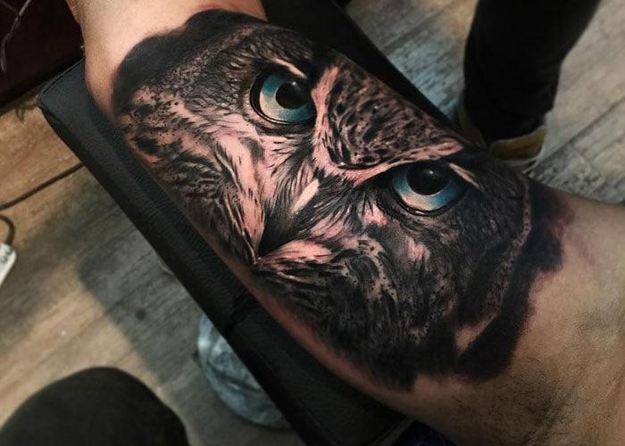 Bicep Tattoo Cost
